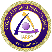 Reiki Healing Badge